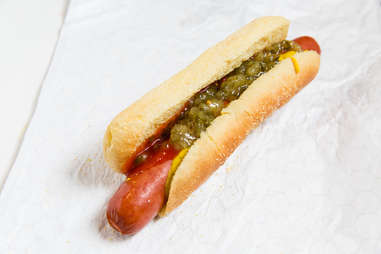 Costco hot dog