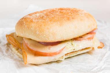 Costco turkey sandwich
