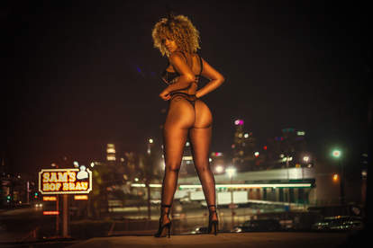 every LA strip club by neighborhood and nudity