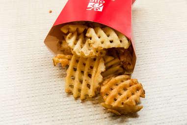 Chick fil A Waffle Fries