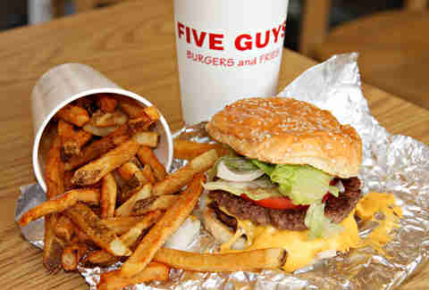Five Guys French Fries