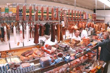 morsher's pork store
