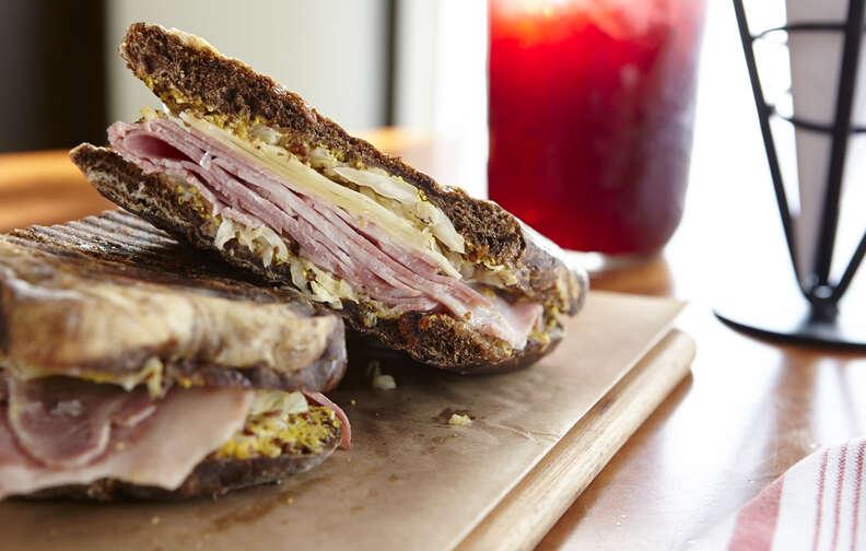 Duckfat sandwich