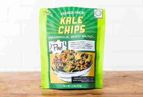 Trader Joe's kale chips