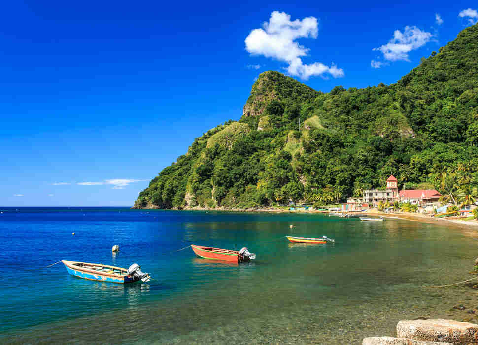 Why Dominica Island Is The Perfect Cheap Caribbean Vacation Paradise Thrillist