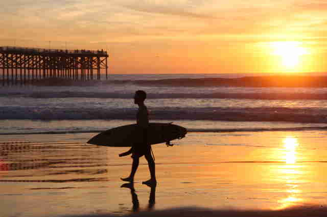 Learn To Surf   Surf Lessons in Orange County, San Diego ...