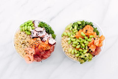 Mainland Poke Shop Los Angeles