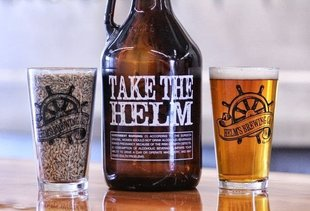 Helm's Brewing Co. Tasting Room