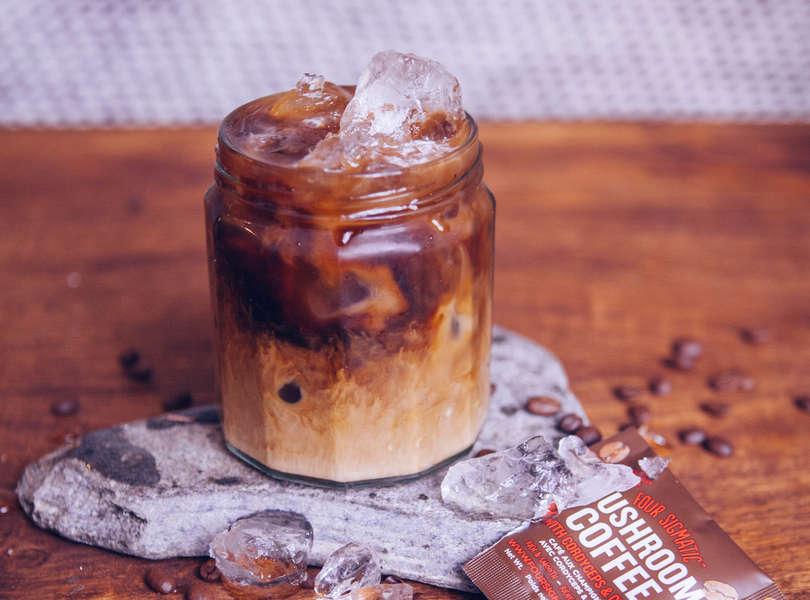 Mushroom Coffee by Four Sigmatic Boasts Extra Health ...