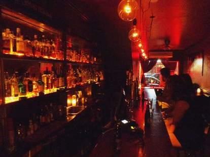 the red light whiskey bar toronto