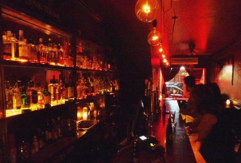 the red light whiskey bar toronto
