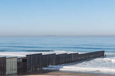 San Diego/Tijuana Border Fence