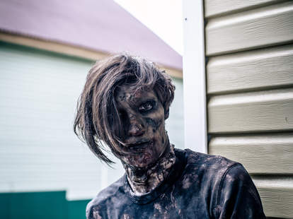How fast will zombies kill the humans