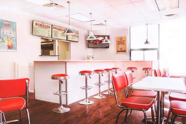 Mikey's Retro Grill chicago