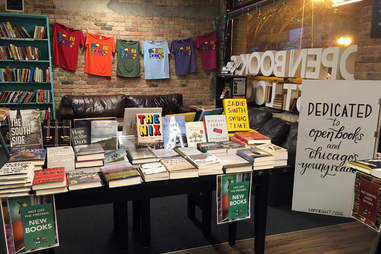 open books chicago