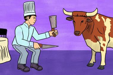 bullshit steakhouse