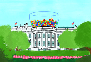 Why the White House Is Obsessed With M&M's