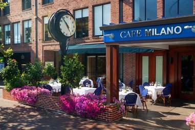Cafe Milano dc