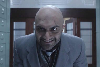 usman ally, a series of unfortunate events