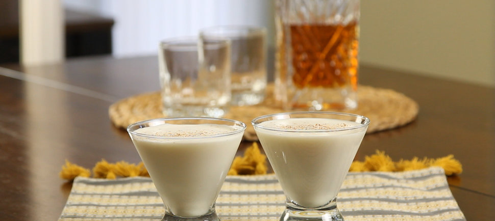 Swap Brandy for Rum in a Brandy Alexander, Become a Mixology Wizard
