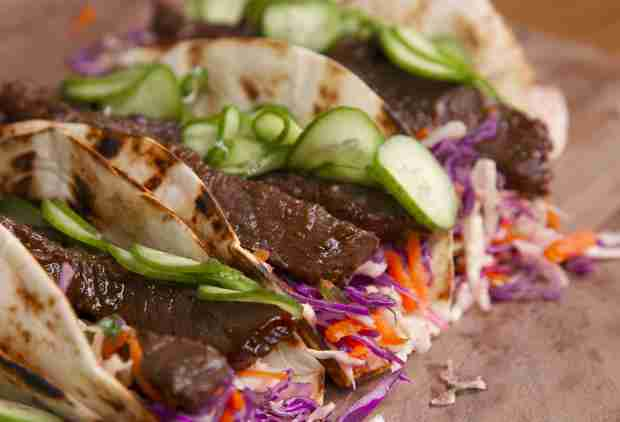Why Haven't You Made Yourself Korean BBQ Tacos Yet?