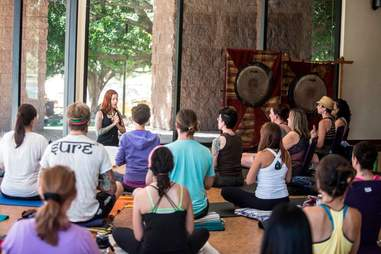Spirit of Yoga at Swiha
