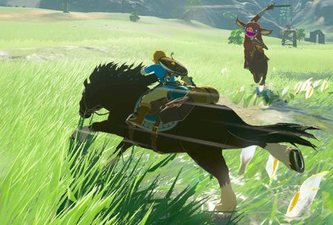 survive zelda breath of the wild s open world with new weapons