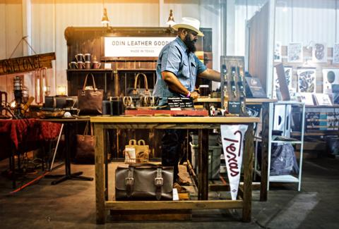Odin Leather Goods dallas