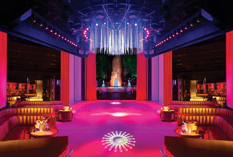 Intrigue nightclub Las Vegas Paradise