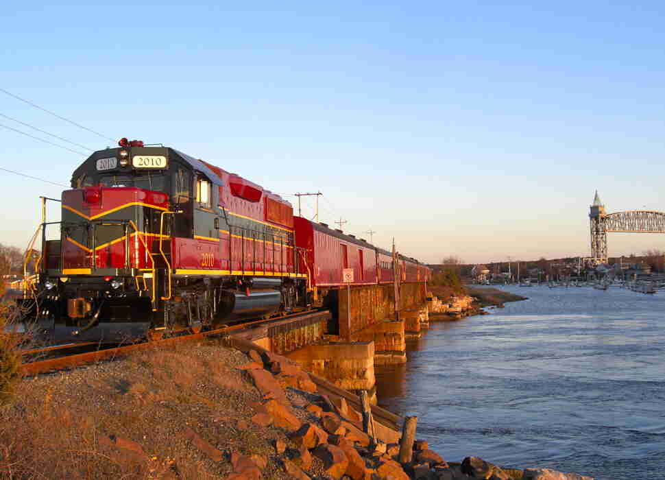 Cape Cod Railroad