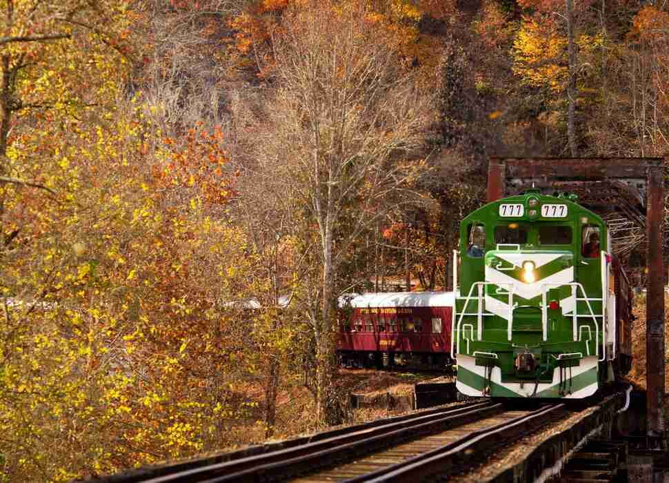 Smoky Mountains Railway