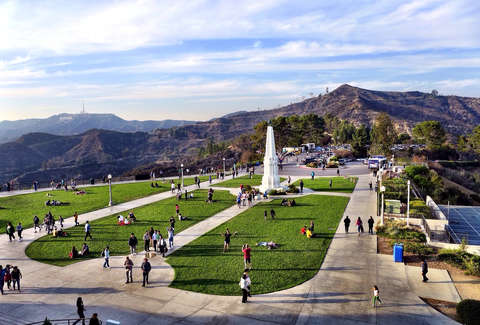 griffith park los angeles 120th birthday