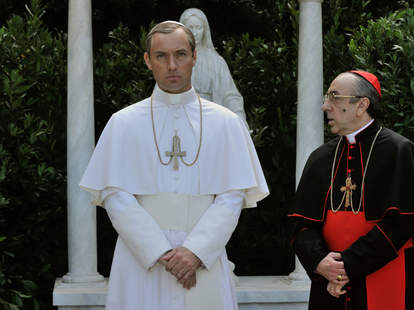 The Young Pope, jude law, HBO
