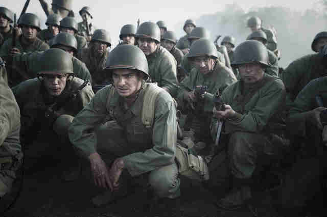 hacksaw ridge best picture nominees 2017