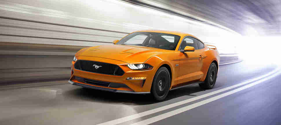 Ford Just Made Some Big Changes to the Mustang