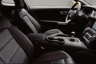 2018 Mustang Interior