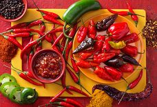 Eating Spicy Foods Could Help You Live Longer
