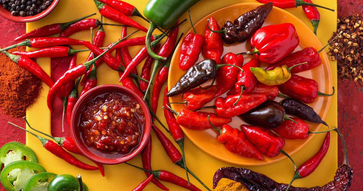 Is Spicy Food Good For You Hot Chili Peppers May Help You -7775
