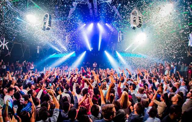Your Guide to Every Las Vegas Nightclub, Based on the Music You'll Be Dancing To