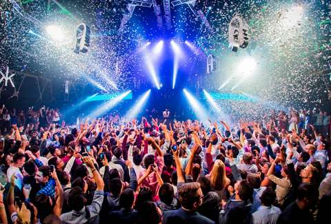 A Guide To All Las Vegas Nightclubs Based On What Music They Play