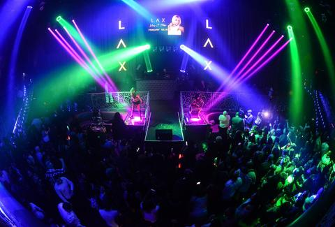 LAX Nightclub Las Vegas