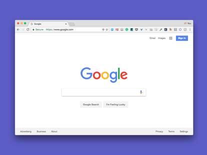 google chrome broweser