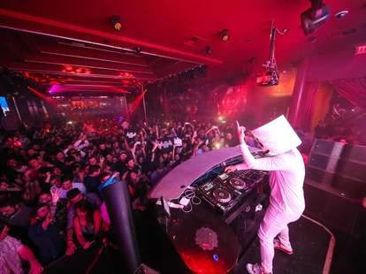 Surrender Nightclub Las Vegas