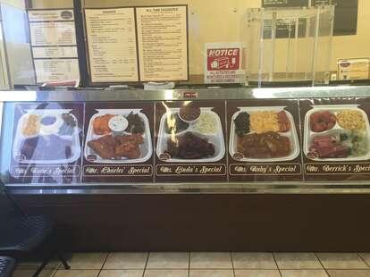 Ms. e-vee's soul food detroit