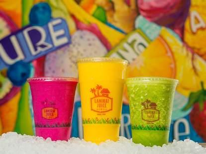 Lanikai Juice Honolulu Hawaii