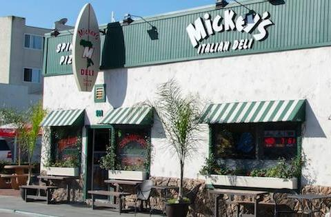 Mickey's Deli Hermosa Beach
