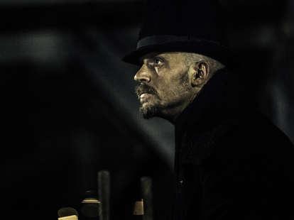 Taboo Tom Hardy FX