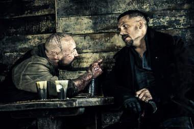 Tom Hardy FX Taboo