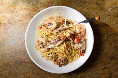 Olive Garden pasta