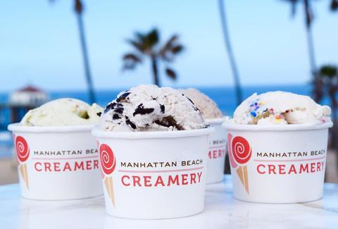 Manhattan Beach Creamery Los Angeles